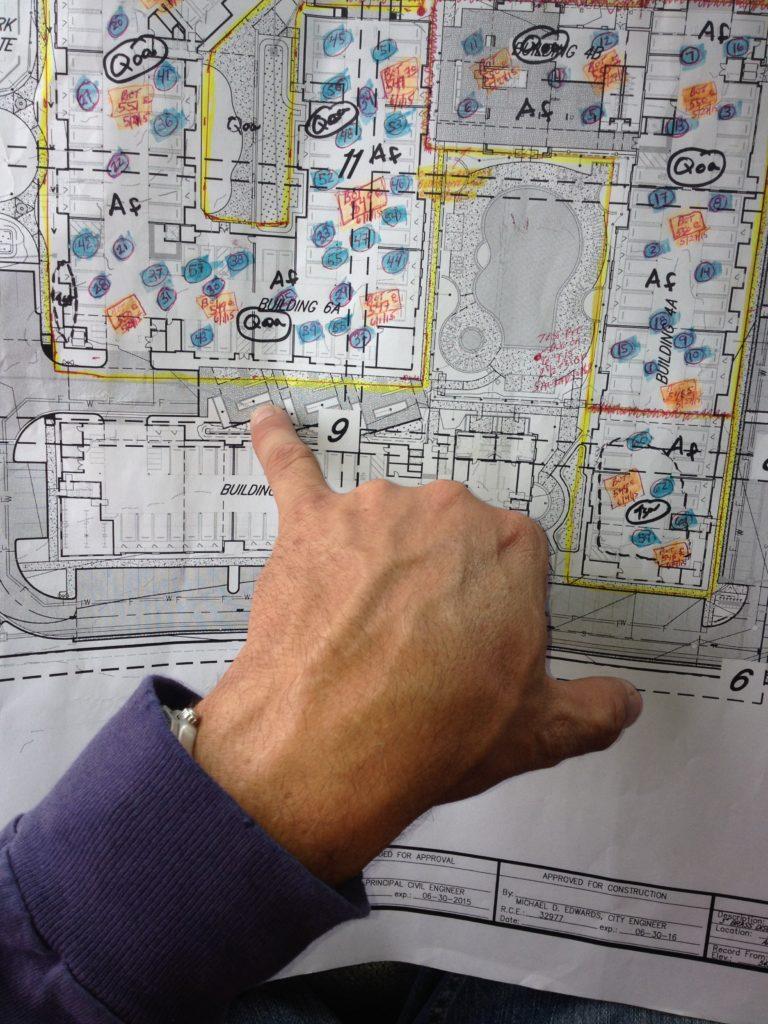 MARC San Marcos - plans